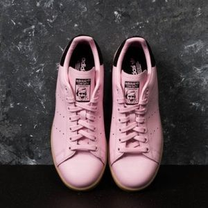 NEW Adidas Stan Smith Wonder Pink Black Core 7.5